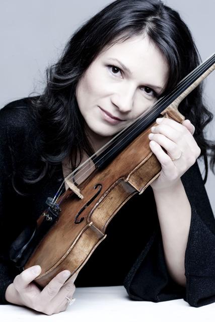 Annegret Klenke – Violine
